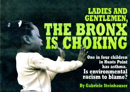 The Bronx is Choking