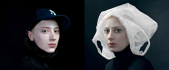 'Yankee' and 'Bag' by Hendrik Kerstens