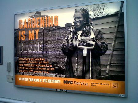 A Georgic gardener from Brooklyn
